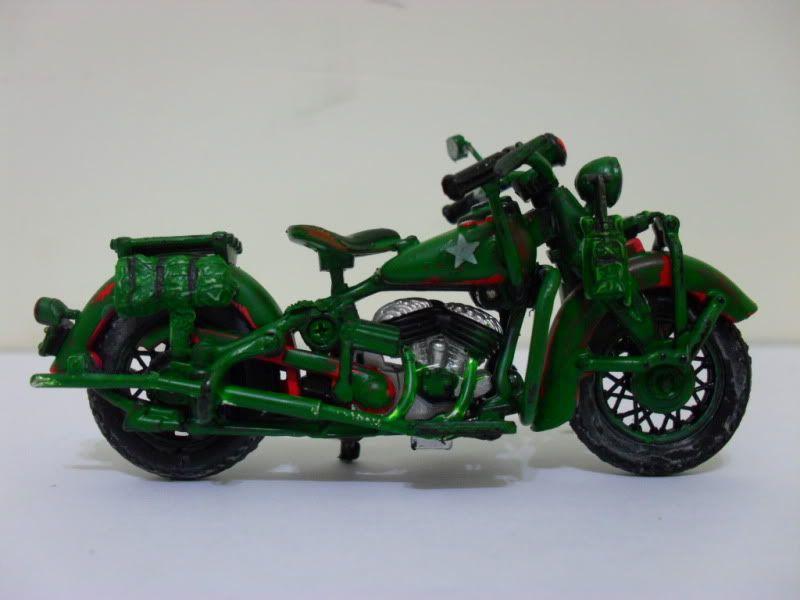 Diorama Indian motorcycle 1/32, moto pronta. SAM_2610