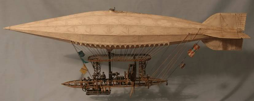 Airships and Ships (Showcase, Depository and Links) YankeeClipper_1