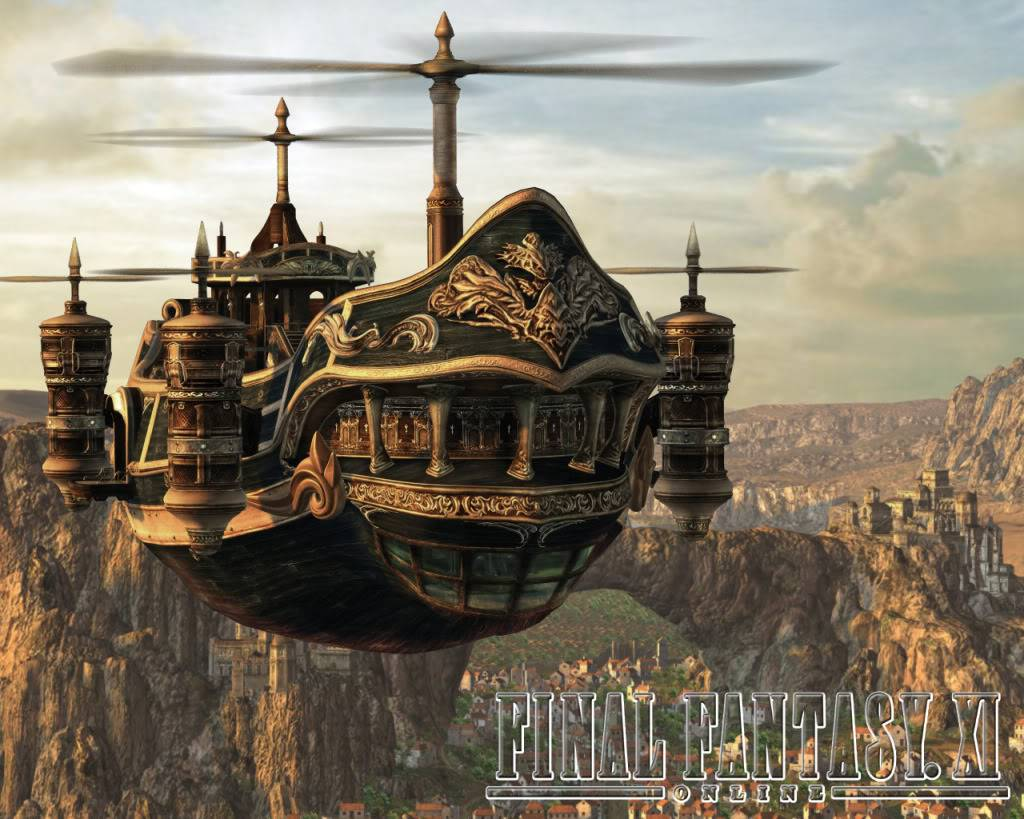 Airships and Ships (Showcase, Depository and Links) Ffxi_airship1280