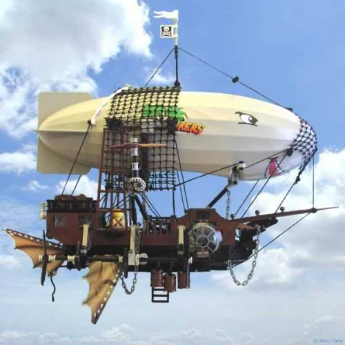 Airships and Ships (Showcase, Depository and Links) Steampunk-airship3