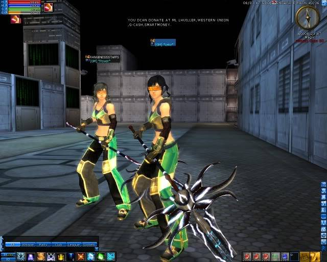 Ran-Genesis Club Wars [GM Linkz Special Report^^] 2gms