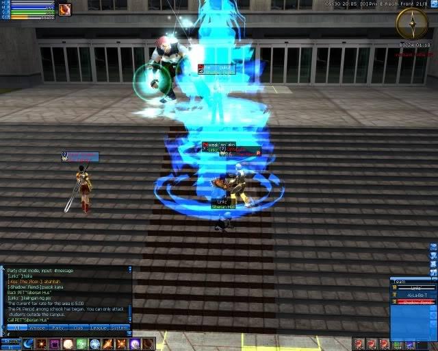 Ran-Genesis Club Wars [GM Linkz Special Report^^] Cw2