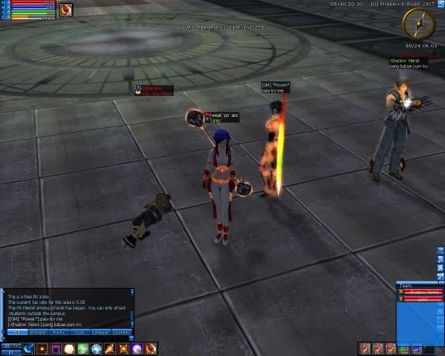 Ran-Genesis Club Wars [GM Linkz Special Report^^] Cw3