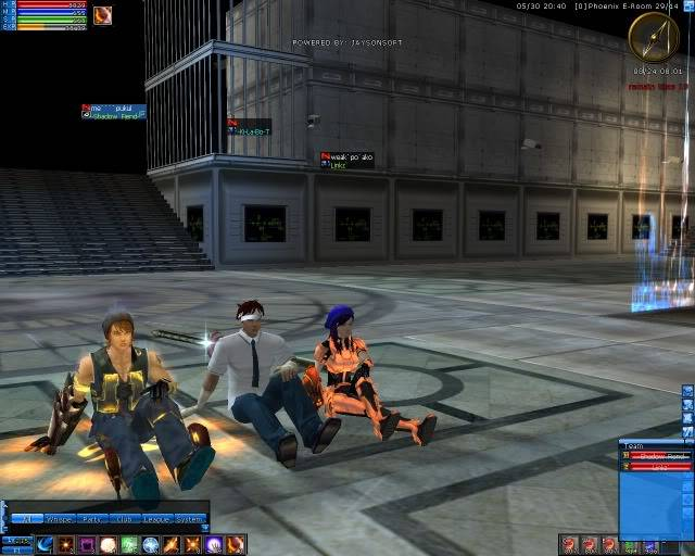 Ran-Genesis Club Wars [GM Linkz Special Report^^] Cw5