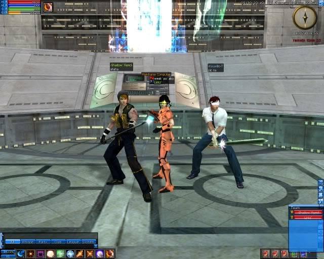 Ran-Genesis Club Wars [GM Linkz Special Report^^] Cw6