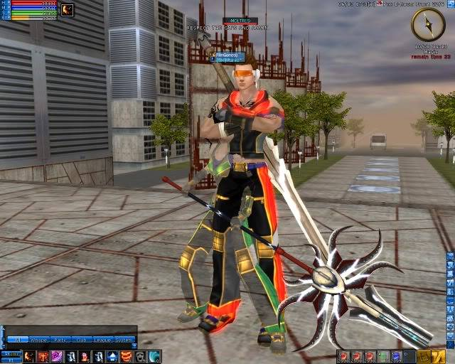 Ran-Genesis Club Wars [GM Linkz Special Report^^] Lllinkz