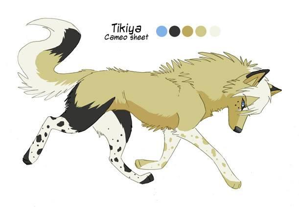 Présentation de Tikiya. [elle est dans blackblood alliance la BD mais je ne trouvepas ses caractéristiques, alors je les créer.][en cours] Tikiya_Commission_cameo_by_KayFedew