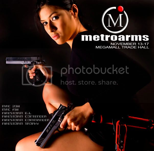 METROARMS' product pictures Teaser1-2