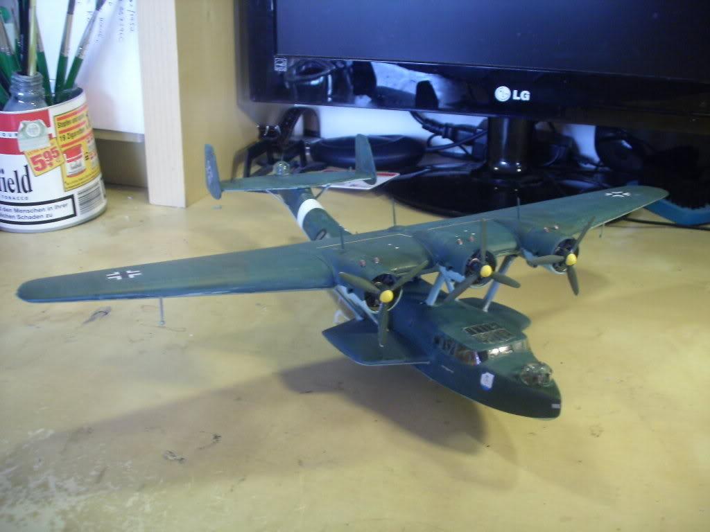 Air/Sea rescue Flying Boat:Dornier Do.24T Do24001