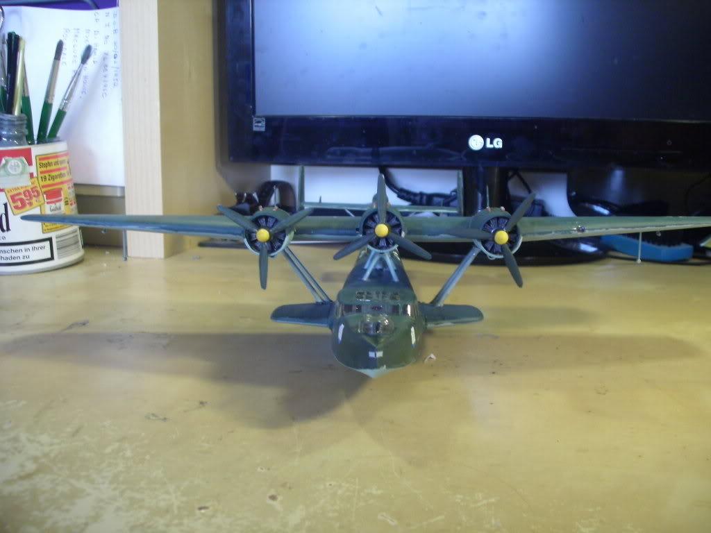 Air/Sea rescue Flying Boat:Dornier Do.24T Do24003