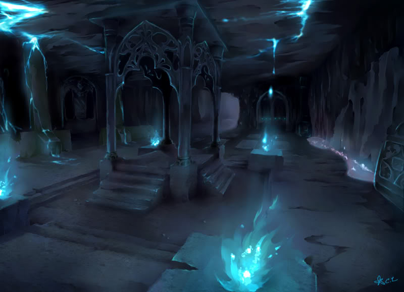Sala de rituales. Concept___Ritual_Room_by_windlr