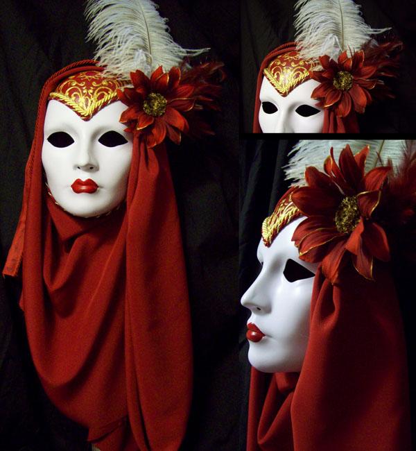 ~SÁBADO DE MARATÓN DIVAGUÍSTICO~ Venecia S. XVIII: Baile de máscaras Venetian_mask_by_TwistedSwans_zpsdda29329