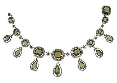 My jewelleries Peridot4