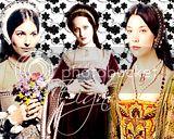 anne boleyn queen the tudors,barbara kellerman merle oberon natalie dormer anne