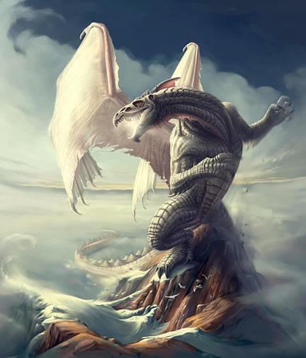 Dragons Guardians Luz