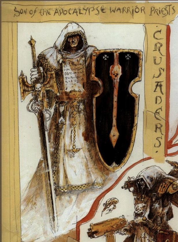 Inquisitor Orks - 40k Kill Team - Page 2 John_blanche_warriorpriests_zps89d85dff-1_zpsa34a33ef