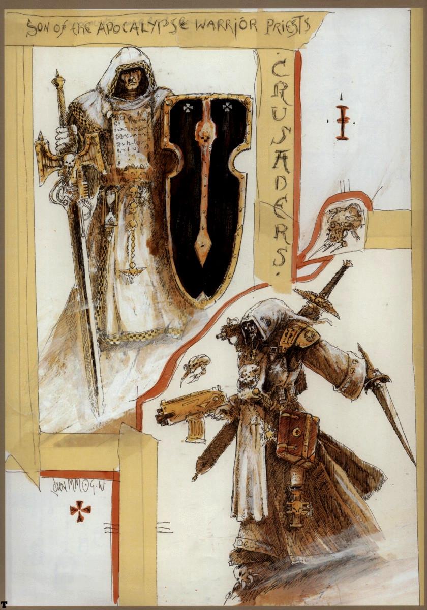Inquisitor Orks - 40k Kill Team John_blanche_warriorpriests_zps89d85dff