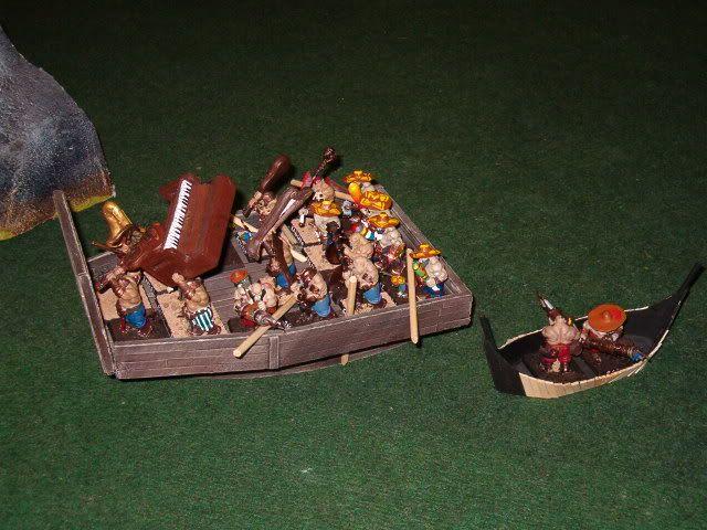 The Battle of Vercuso Bay - Naval Battle Report HPIM7635
