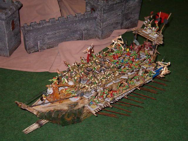 The Battle of Vercuso Bay - Naval Battle Report HPIM7636