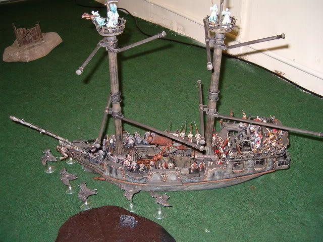 The Battle of Vercuso Bay - Naval Battle Report HPIM7639