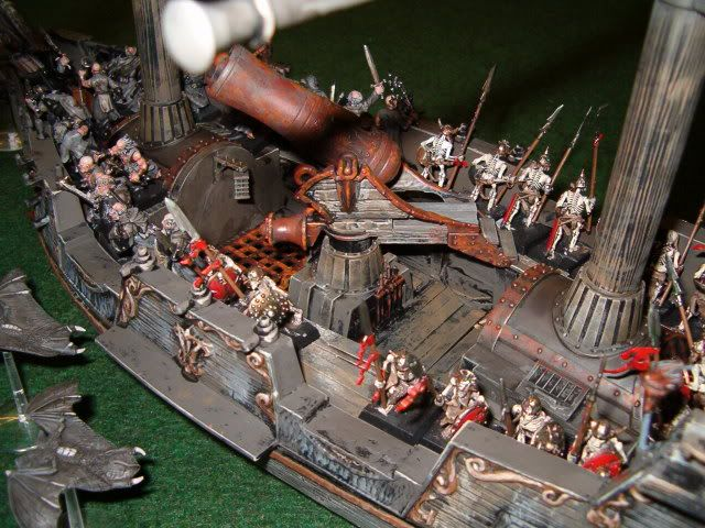 The Battle of Vercuso Bay - Naval Battle Report HPIM7640