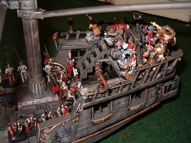The Battle of Vercuso Bay - Naval Battle Report HPIM7641
