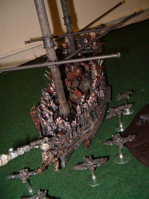 The Battle of Vercuso Bay - Naval Battle Report HPIM7642