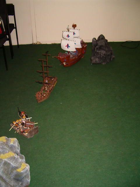 The Battle of Vercuso Bay - Naval Battle Report HPIM7643