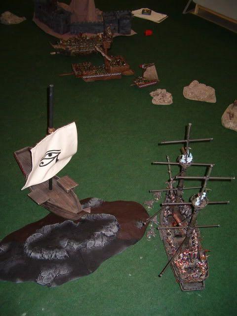 The Battle of Vercuso Bay - Naval Battle Report HPIM7645