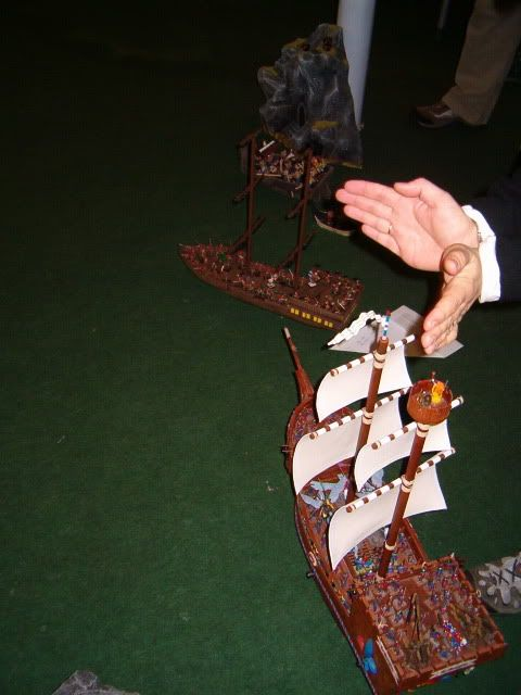 The Battle of Vercuso Bay - Naval Battle Report HPIM7647