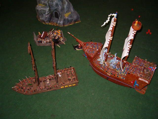 The Battle of Vercuso Bay - Naval Battle Report HPIM7650