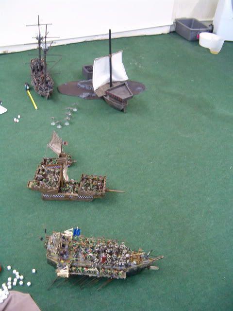 The Battle of Vercuso Bay - Naval Battle Report HPIM7652