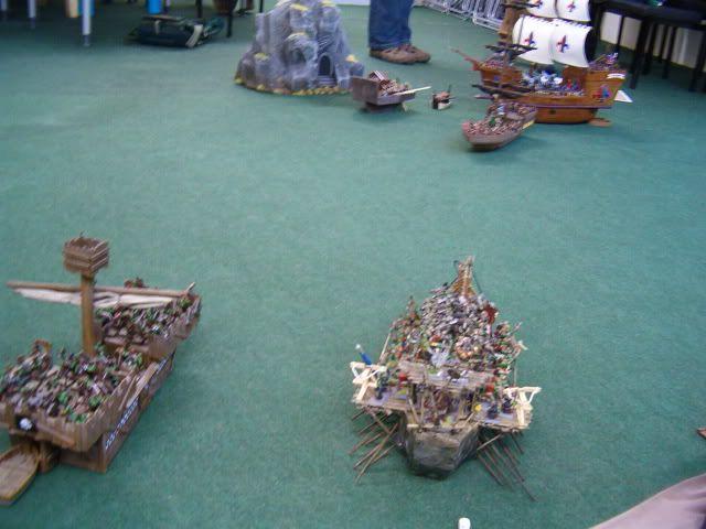 The Battle of Vercuso Bay - Naval Battle Report HPIM7653
