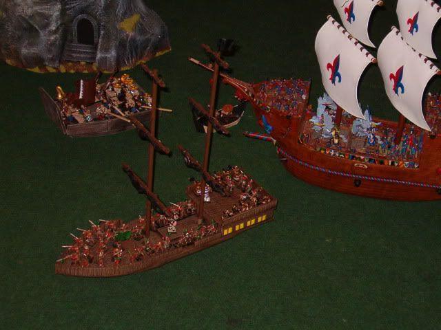The Battle of Vercuso Bay - Naval Battle Report HPIM7654