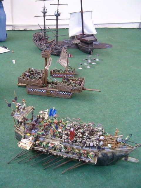 The Battle of Vercuso Bay - Naval Battle Report HPIM7656