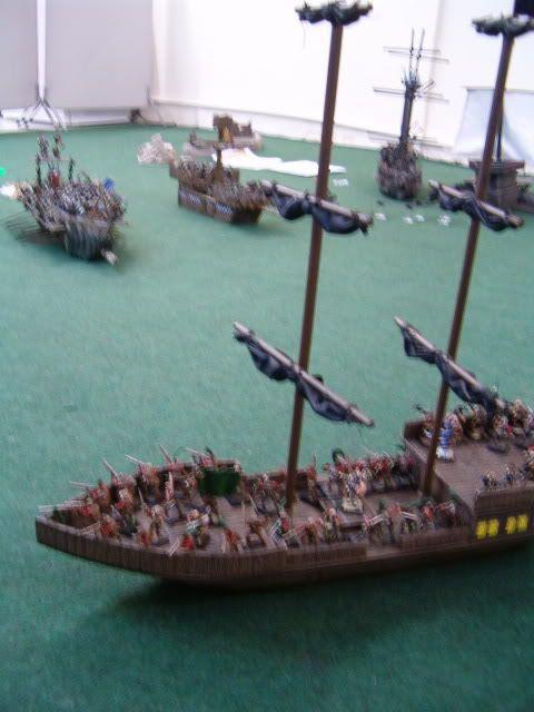 The Battle of Vercuso Bay - Naval Battle Report HPIM7660