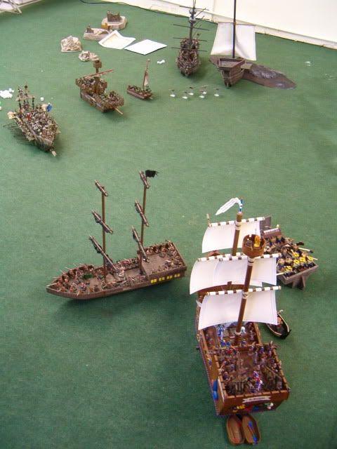 The Battle of Vercuso Bay - Naval Battle Report HPIM7661