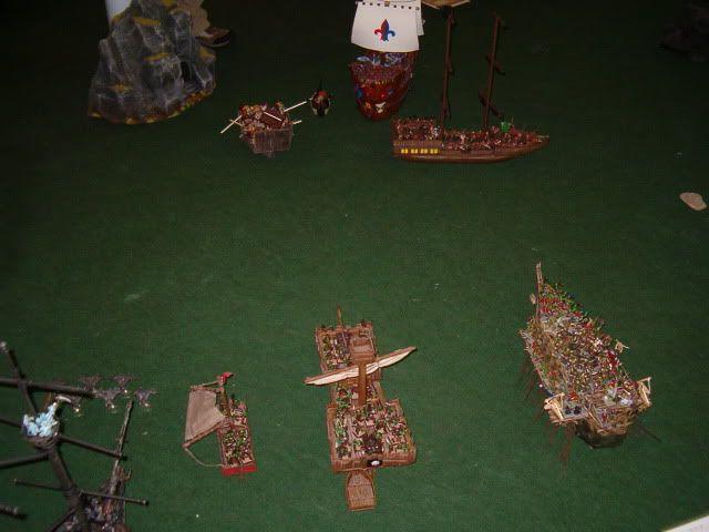 The Battle of Vercuso Bay - Naval Battle Report HPIM7662