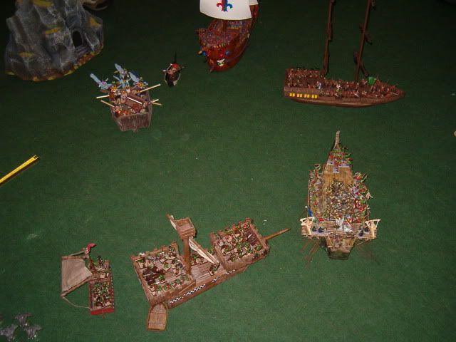 The Battle of Vercuso Bay - Naval Battle Report HPIM7667