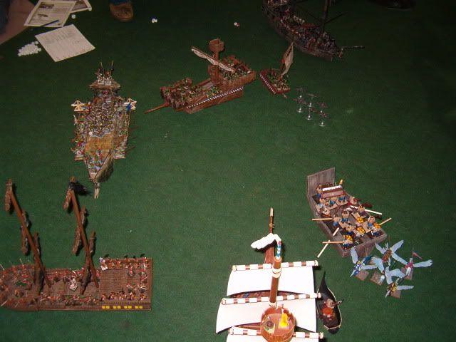 The Battle of Vercuso Bay - Naval Battle Report HPIM7669