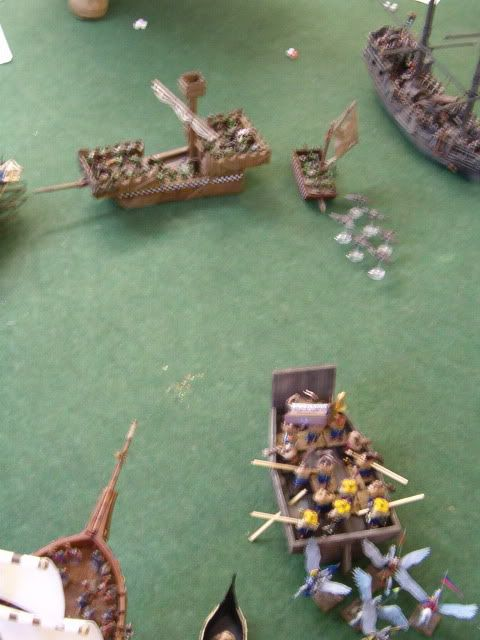 The Battle of Vercuso Bay - Naval Battle Report HPIM7671