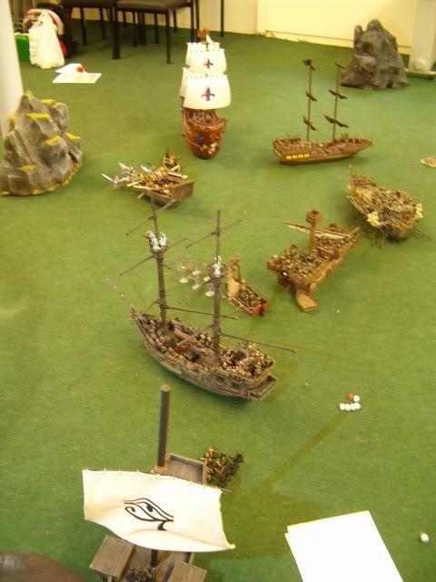 The Battle of Vercuso Bay - Naval Battle Report HPIM7673