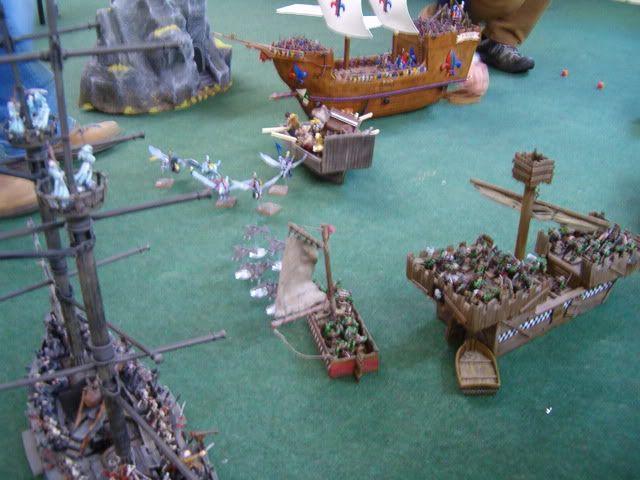 The Battle of Vercuso Bay - Naval Battle Report HPIM7677