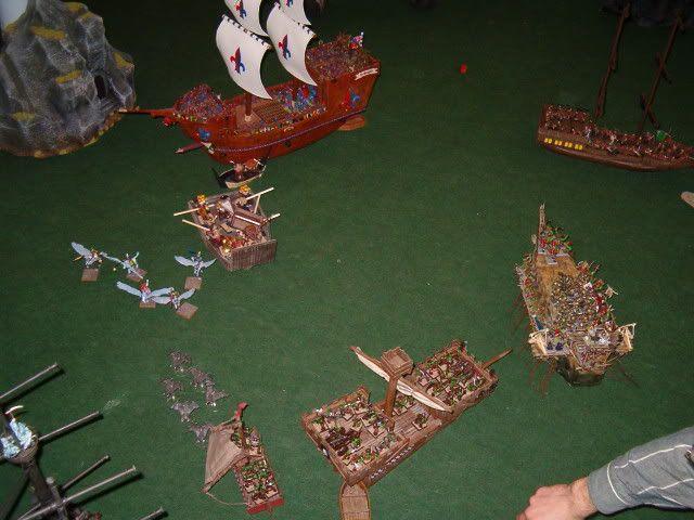The Battle of Vercuso Bay - Naval Battle Report HPIM7678