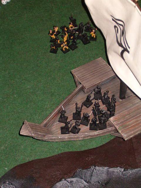 The Battle of Vercuso Bay - Naval Battle Report HPIM7682