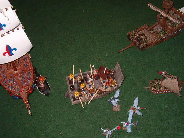 The Battle of Vercuso Bay - Naval Battle Report HPIM7683