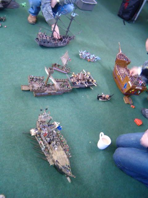 The Battle of Vercuso Bay - Naval Battle Report HPIM7685