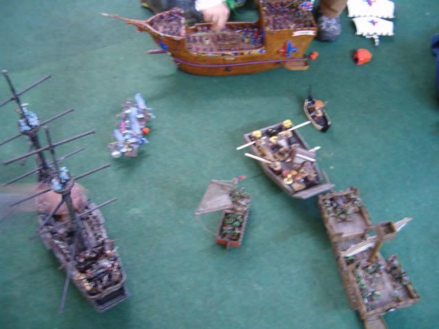 The Battle of Vercuso Bay - Naval Battle Report HPIM7686