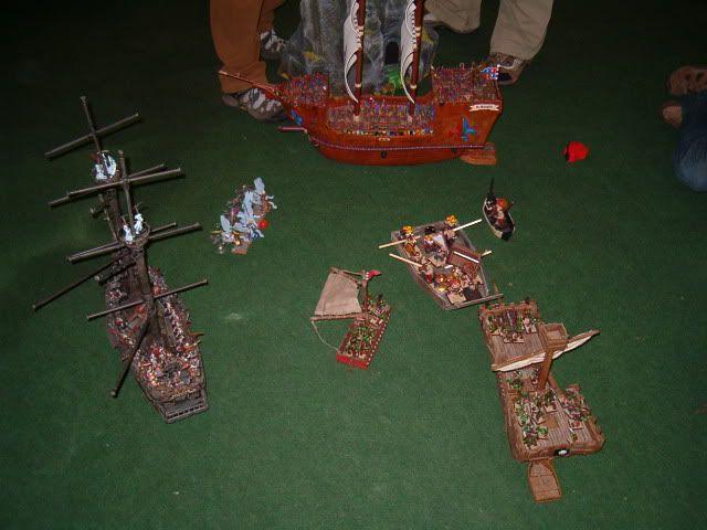 The Battle of Vercuso Bay - Naval Battle Report HPIM7688