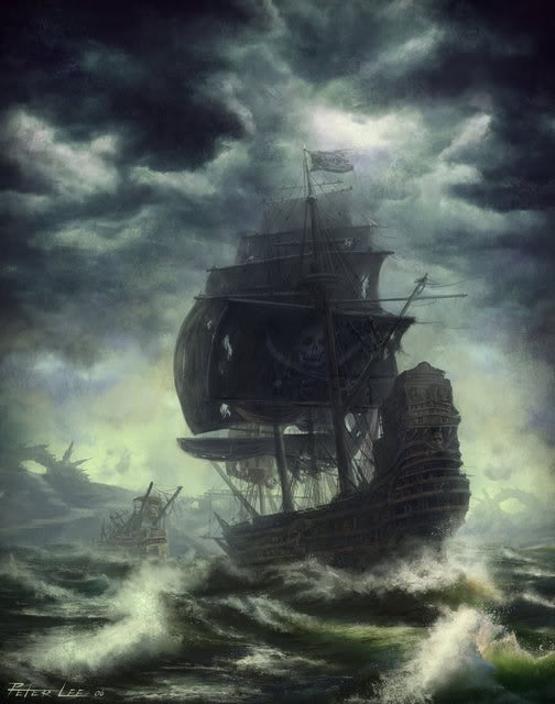 dark - Sartosa 4: Dark Waters (Flame On campaign - summer 2009) - Page 7 Pirate_in_the_storm_by_peterconc-1